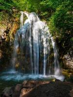 Wasserfall dzhur-dzhur foto