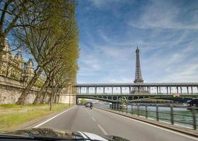 Paris fahren