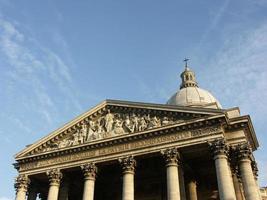 Pantheon in Paris foto