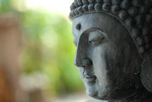 Buddha Hintergrund foto