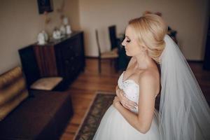 Hochzeitstag foto