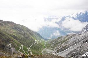 Alpen in Italien foto