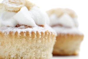 frische Cupcakes foto