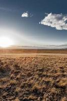 Colorado Sun Flare