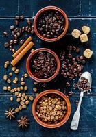 Kaffeebohnen foto