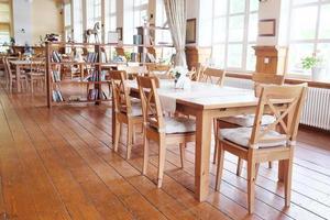 modernes Cafe foto
