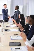 Geschäftskonferenz foto