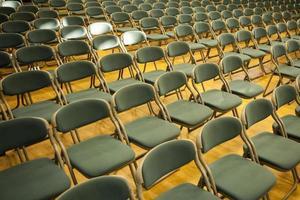 Auditorium, Stuhl, foto