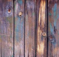 Textur von alten Holzbrettern foto