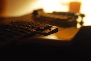 Gitarrenformen foto