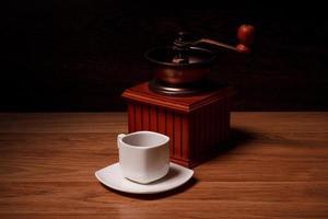Kaffeemühle foto
