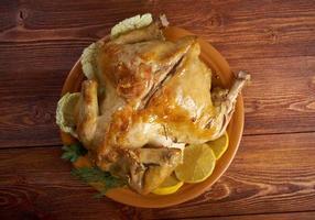 pollo alla diavola foto