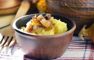 Banosh ukrainische Küche foto