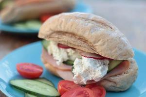 Sandwich. foto