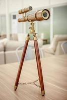 Vintage Messing Teleskop
