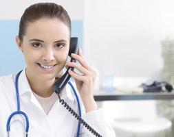 medizinische Assistenz foto
