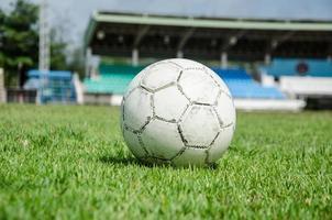 Ball und Stadion foto
