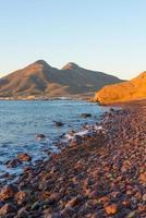 Cabo de Gata Sonnenaufgang
