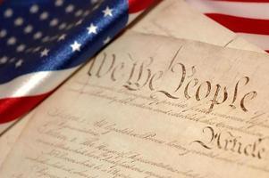 Unabhängigkeitserklärung foto