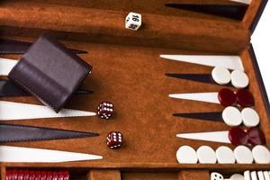 Backgammon foto