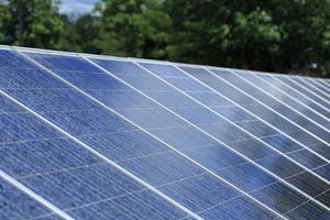 Solarplatten foto