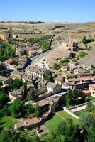 Kirche von Vera Cruz, Segovia, Castilla Leon, Spanien.