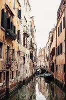 venezianische Straße foto
