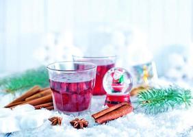Weihnachtsgetränk