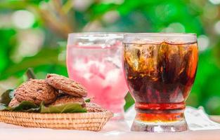 alkoholfreie Getränke foto