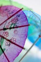 Regenschirme trinken foto
