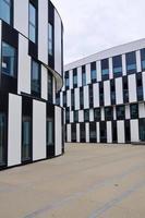 Wirtschaftsuniversität in Wien foto
