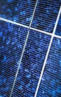 Solarpanel - Archivbild