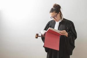das Gesetz lesen foto