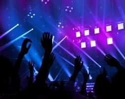 Party Hintergrund foto