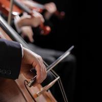Konzert mit klassischer Musik foto