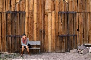 Nevada Cowgirl foto