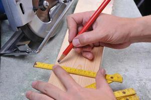 Holzarbeiten foto