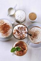 Kaffeegetränke foto