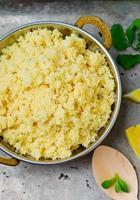 Couscous.in Kupfer Ost Trinkschale foto