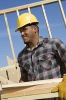 Bauarbeiter foto