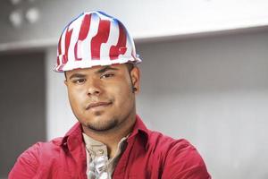 Industriearbeiter foto