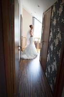 schöne Braut. foto