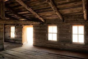 verlassene Struktur foto