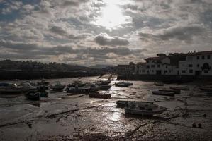 Socoa Hafen foto