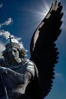 Engel Hintergrundbeleuchtung