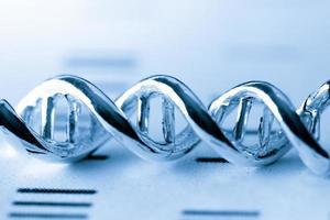 DNA, molekularer Labortest foto