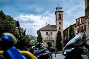 Santa Ana Kirche foto
