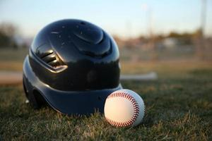 Baseballausrüstung foto