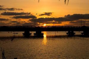 Tinsulanonda Brücke foto