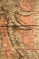 Grunge Holz foto